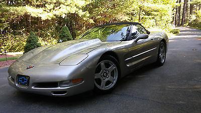 Chevrolet : Corvette Base Convertible 2-Door SUPERCHARGED 1998 Chevy Corvette