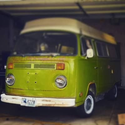 Volkswagen : Bus/Vanagon Camper 1977 volkswagen transporter riviera camper conversion