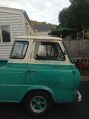 Ford : Other Pickups Pickup  1961 ford econoline pickup