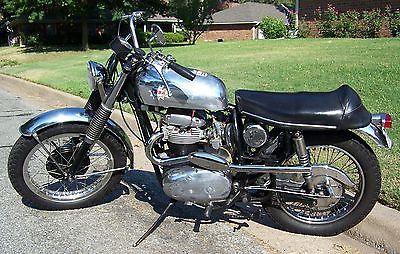 BSA : Hornet 1966 bsa hornet rebuilt dependable daily rider