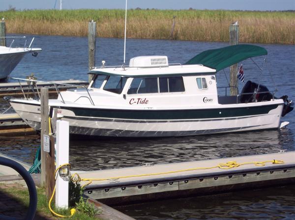 1996 C-DORY 25 Cruise Ship