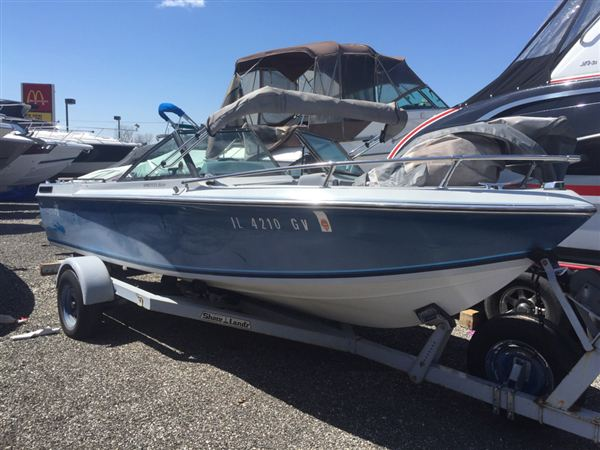 Boat: 1986 Celebrity Boats 190VBR Calias