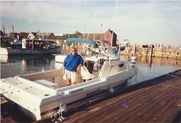 21' 1996 Renken Seamaster