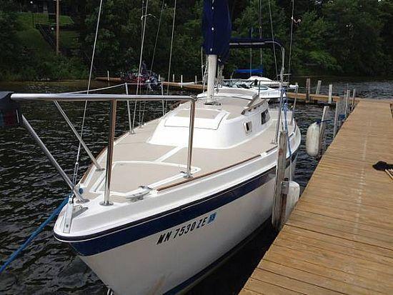 Yamaha 25 Sailboat Boats For Sale