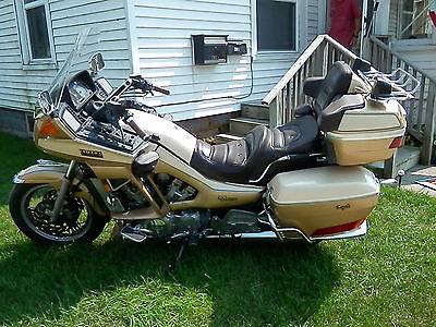 Yamaha : Other 1987 yamaha venture royale motorcycle nice bike