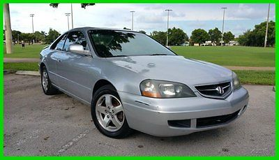 Acura : CL 3.2 2003 acura 3.2 cl mint condition low miles clean carfax florida car needs nothing