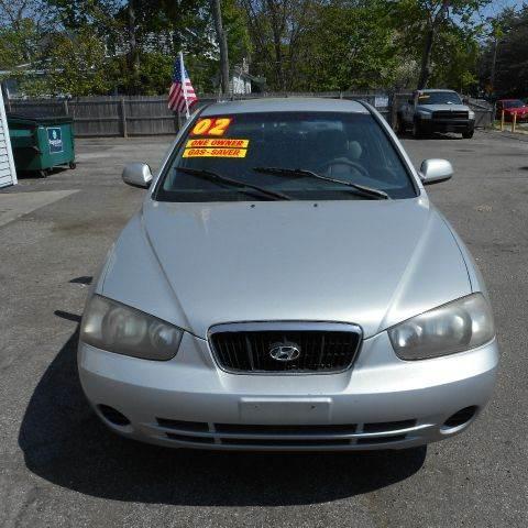 2002 Hyundai Elantra GLS Amityville, NY