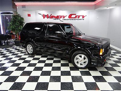 GMC : Jimmy 2dr Typhoon AWD 92 gmc typhoon awd turbo suv low miles california truck tasteful mods rust free