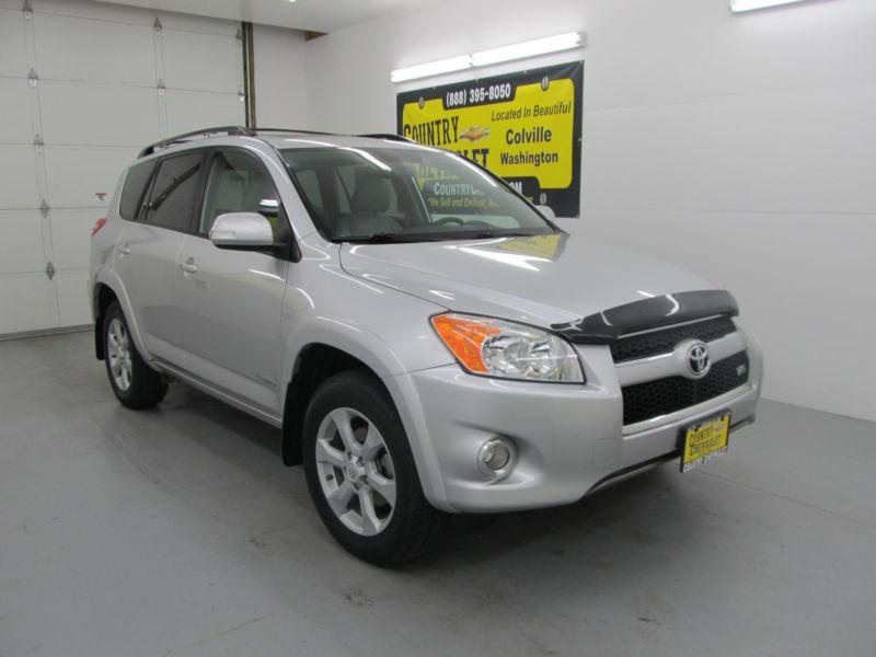 2011 Toyota Rav4 **Limited**
