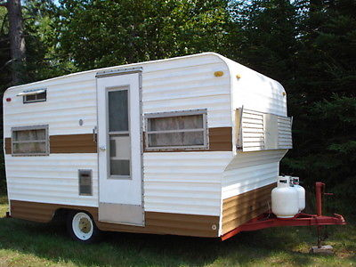 1972 Travel Trailer Rvs For Sale