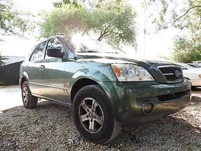 Kia : Sorento 4dr LX 4WD Automatic 4 dr lx 4 wd automatic kia sorento 4 wd suv suv automatic gasoline 3.5 l v 6 cyl gree