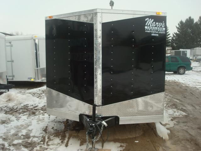 2014 8.5x28 ROYAL CARGO RWT ENCLOSED TRAILER W/OPTIONS