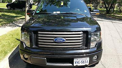 Ford : F-150 FX2 2012 ford f 150 fx 2 crew cab pickup 4 door 3.5 l