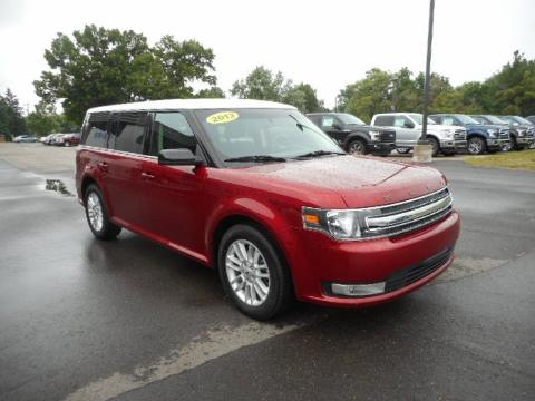 2013 ford flex red cars for sale for Fox motors grand rapids ford