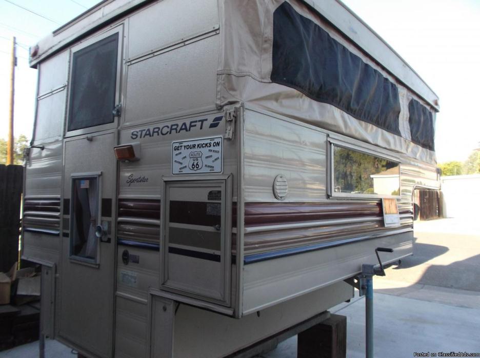 1987 POP UP Camper