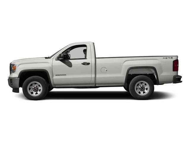 2015 GMC Sierra 1500 Truck Regular Cab Standard Box 2