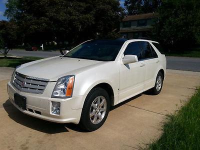 Cadillac : SRX SRX 2006 cadillac srx base sport utility 4 door 3.6 l
