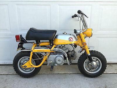Honda : Other 1969 honda z 50 minitrail z 50 a minitrail original unrestored z 50 r atc k 0 k 1 k 2