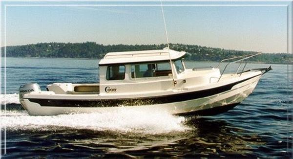 2015 C-DORY 22 Cruiser