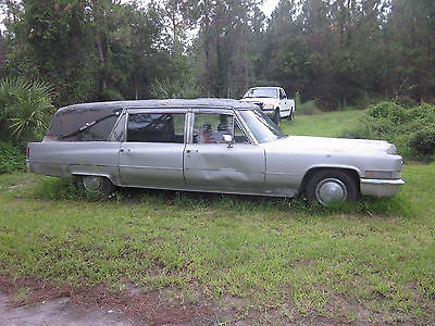 Cadillac : Other 1970 cadillac s s hearse