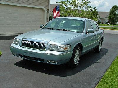 Mercury : Grand Marquis LS 2007 mercury grand marquis ls only 44 500 miles one owner garage kept