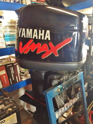 1998 YAMAHA VMAX 200 Engine and Engine Accessories
