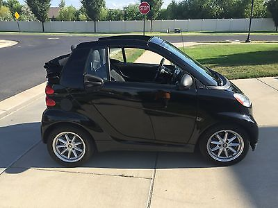 other fortwo passion cabrio convertible 2 door motorcycles for sale. Black Bedroom Furniture Sets. Home Design Ideas