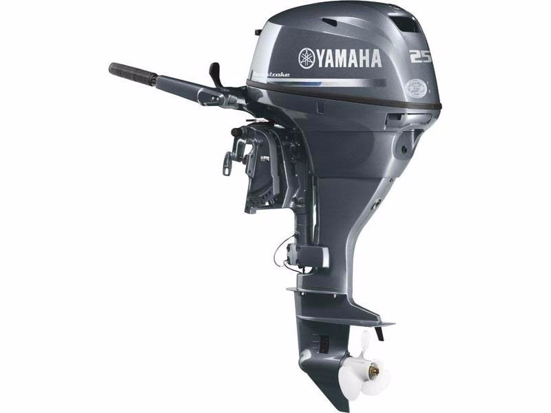 2015 YAMAHA F25LEHB Engine and Engine Accessories