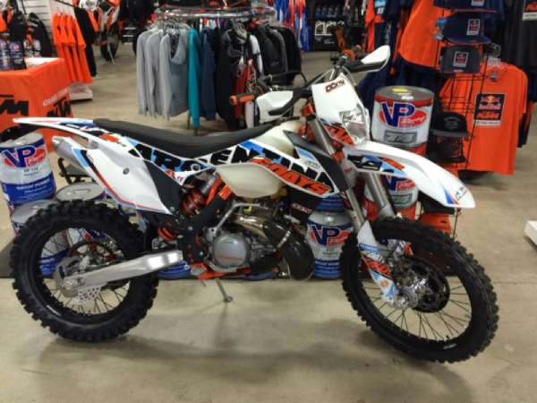 ktm 300 xc w six day motorcycles for sale