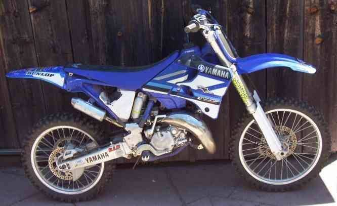95 yz 125 motorcycles for sale