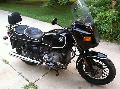BMW : R-Series BMW R100 RS 1981 Vintage Motorcycle