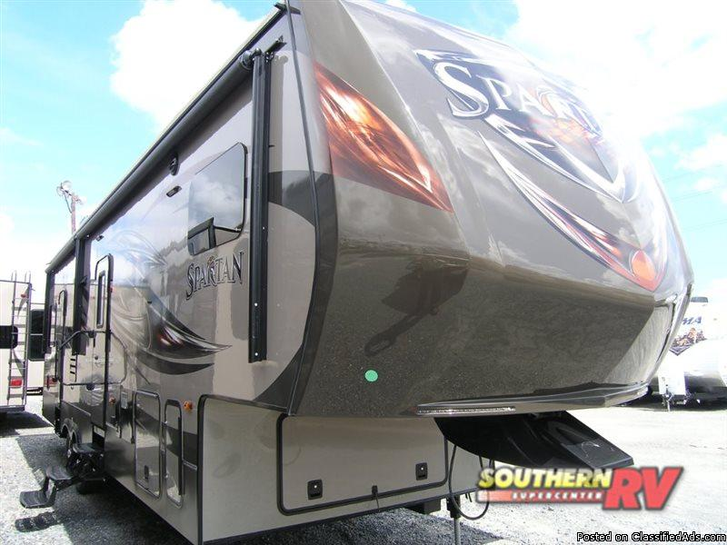 Forest River Spartan 1032 Rvs For Sale
