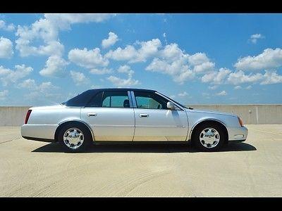 Cadillac : DeVille DeVille 2002 cadillac deville deville automatic 4 door sedan