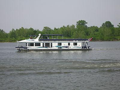 16X80 Stardust Cruiser Houseboat