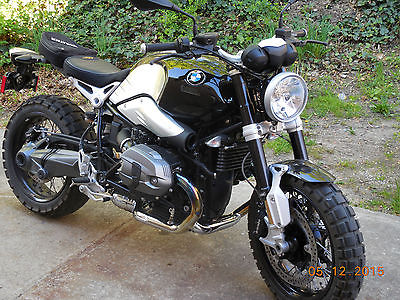BMW : R-Series 2014 bmw r ninet upgrades and trailer
