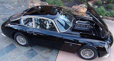Aston Martin : Other ZAGATO 1960 aston martin db 4 gt zagato
