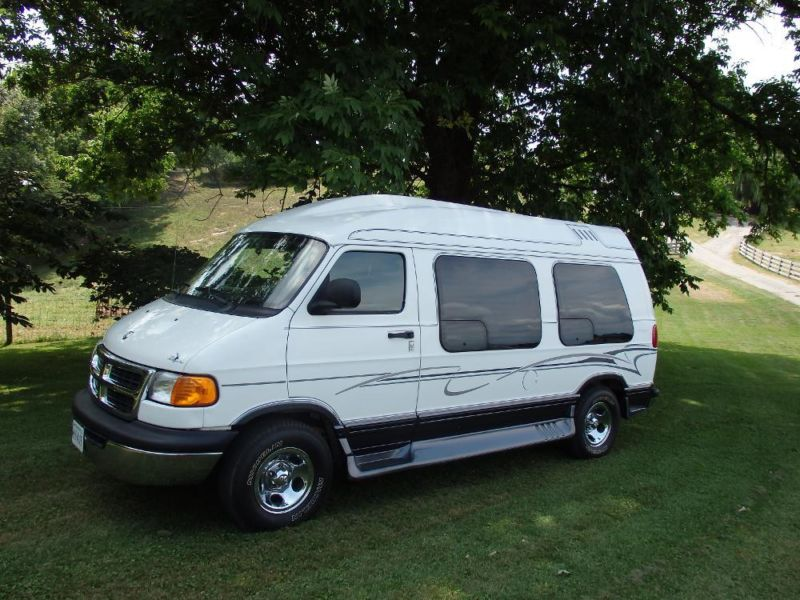 2002 Dodge Conversion Van