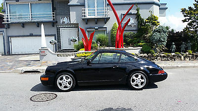 Porsche : 964 911, 964 1991 porsche 911 carrera c 4 964 5 speed coupe in beautiful condition