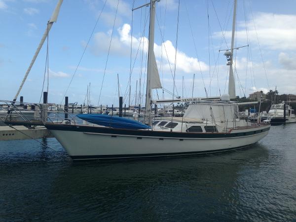1988 Irwin Yachts Custom Ketch