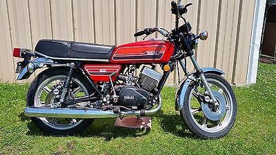Yamaha : Other 1976 yamaha rd 400 motorcycle