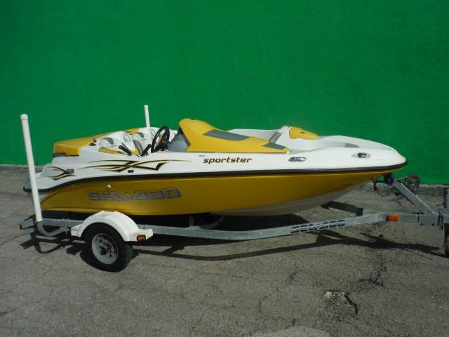 2005 SEA DOO 160 Speedster