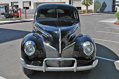 Mercury : Other 1940 mercury eight hot rod barn find project v 8 restoration show car
