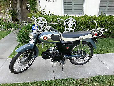 1965 Honda S65 Motorcycles for sale