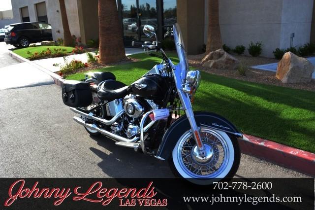 2014 Harley-Davidson Softail Deluxe FLSTN