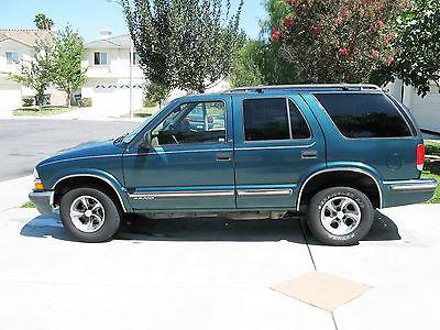 Chevrolet Blazer cars for sale in Chino, California