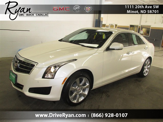 2014 Cadillac ATS 3.6L Luxury Minot, ND
