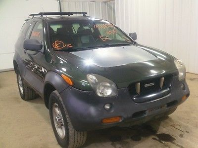 Isuzu : VehiCROSS Base Sport Utility 2-Door 2000 isuzu vehicross base sport utility 2 door 3.5 l