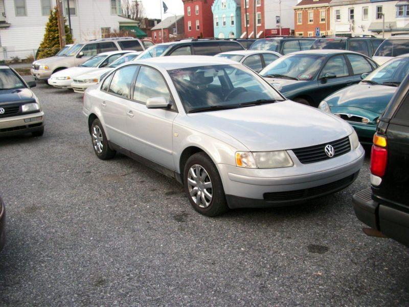 2000 Volkswagen Passat GLS Stock#3634A