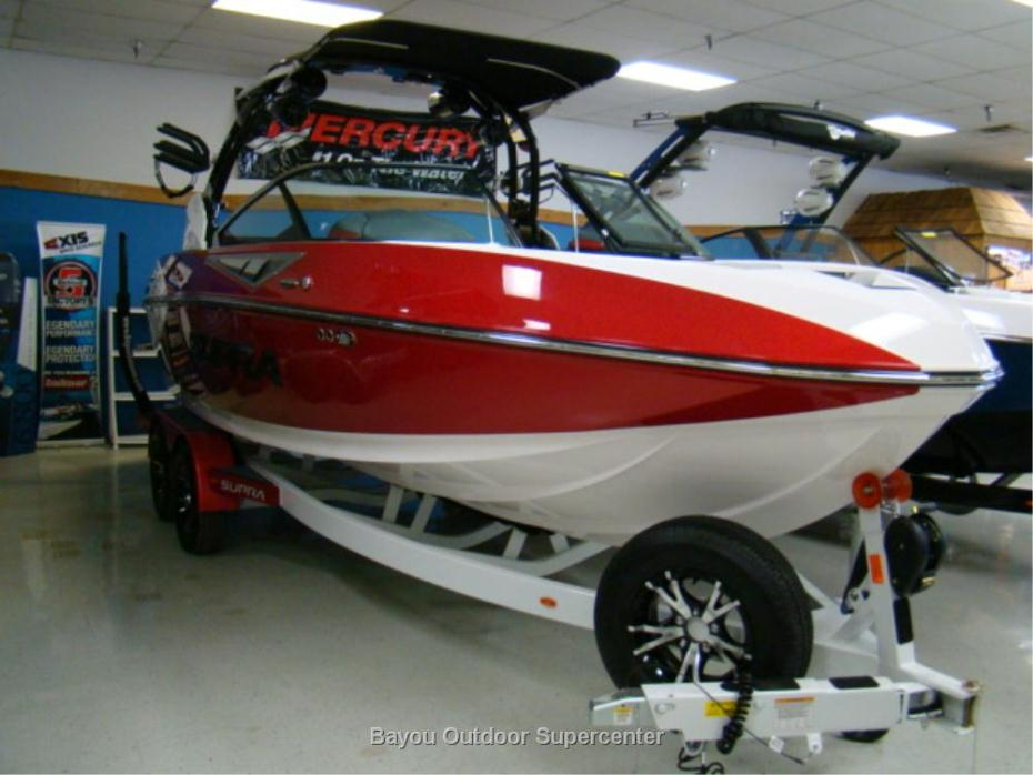 2015 SUPRA SC 400 (Fire Red Flake/White)