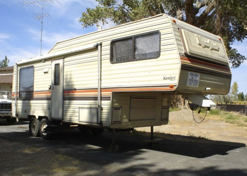 1984 Travel Trailer Rvs For Sale